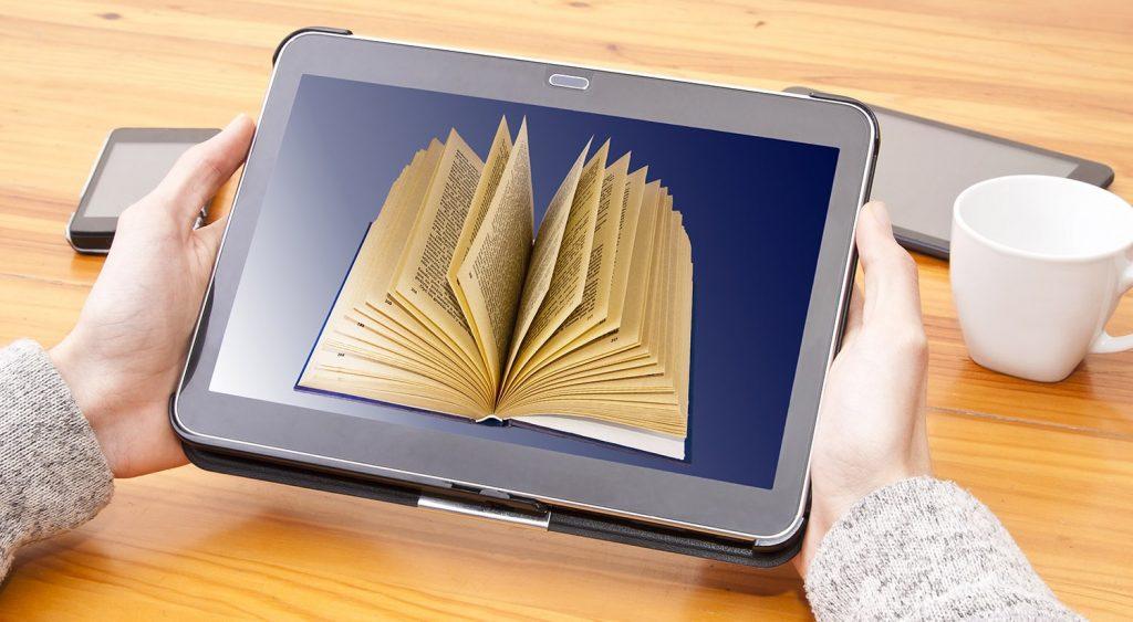 کتاب الکترونیک و صوتی