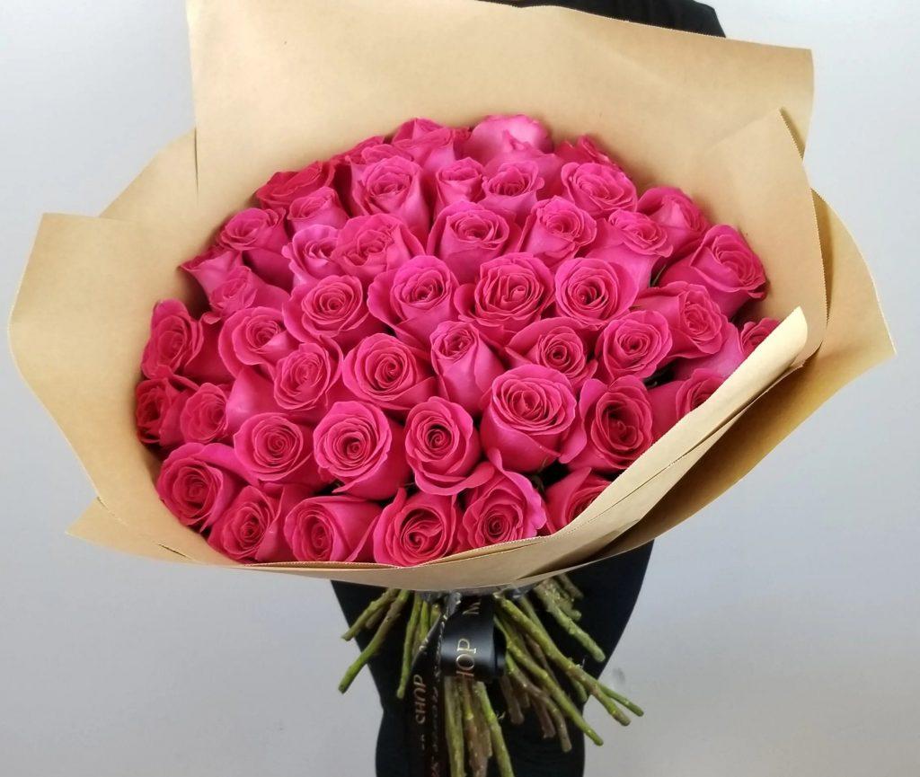 گل رز قرمز