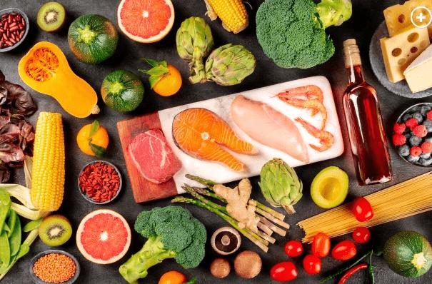 میوه و سبزی برای کاهش وزن