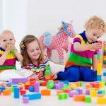 اسباب بازی های مناسب برای رده های سنی مختلف