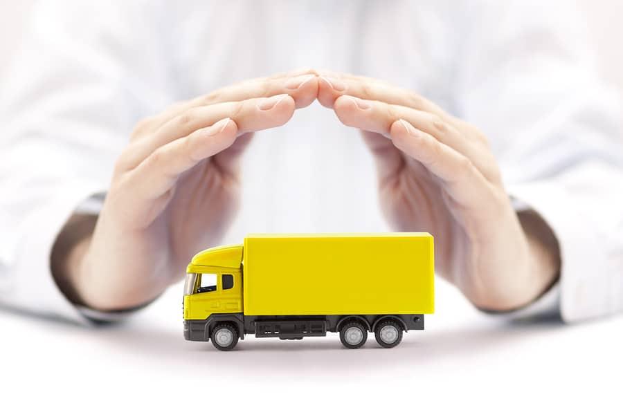 بیمه شخص ثالث کامیون و ماشین های سنگین